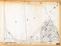 Plate 053, Belmont Assessor Plans 1931